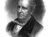 Illustration of James Fenimore Cooper