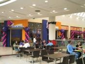 English: First Taco Bell Restaurant in Cyprus at the MyMall in Limassol.