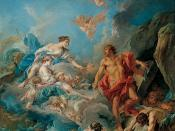 Juno Asking Aeolus to Release the Winds