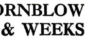Hornblower & Weeks logo