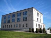 English: McGivney Hall on the Catholic University of America campus in Washington