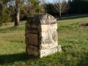 Français : puits, Hautefaye, Dordogne, France