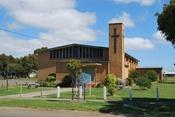 English: St Phillip and James Roman Catholic church at St Leonards, Victoria