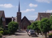 Roman Catholic church of Milsbeek, Netherlands