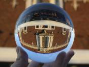 Byrd Theater Spherical Shot