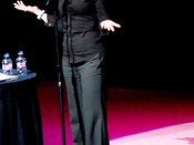 English: Kathy Griffin Performing in Las Vegas.
