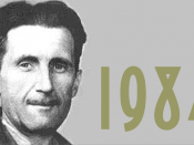 Category:George Orwell Category:Nineteen Eighty Four (Original text : George Orwell, 1984. This self-made image is based on a picture that appears in an old acreditation for the BNUJ.) Picture of George Orwell taken from File:GeoreOrwell.jpg.