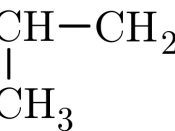 The repeating unit of the polymer polypropylene