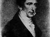 John Finlaison (1783 - 1860), first president of the Institute of Actuaries.