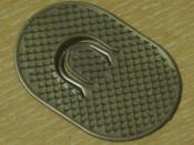 A pocket comb