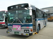 川崎鶴見臨港バス 旧塗装車(2H055)