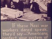 If these Nazi war workers dared speak, they'd say-