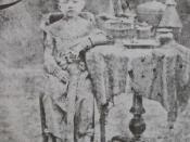 English: Photograph of Princess Chandornmondon, The daughter of King Mongkut and Queen Debsirindra