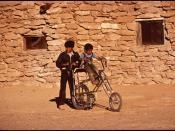ARIZONA-HOPI INDIAN RESERVATION - NARA - 544432