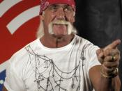 Hulk Hogan joined TNA in late 2009.