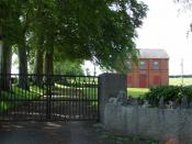 English: The Dr.Kane Memorial Orange Hall