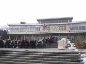 Milosevic funeral