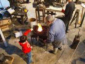Initiation à la forge