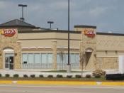 Carl's Jr. in metropolitan Houston, Texas opened on March 15, 2011.