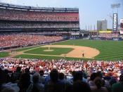 English: Shea Stadium - 2007 New York Mets-Cincinnati Reds עברית: אצטדיון שיי - 2007 ניו יורק מטס - בוסטון רד סוקס