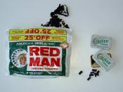 Red Man och Oliver Twist tuggtobak.
