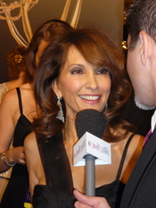 English: Actress Susan Lucci at 2010 Daytime Emmy Awards