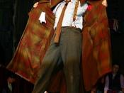 User Oscar O Oscar as --Fagin-- in Oliver!