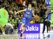 English: Basketball player Cédric Gomez Français : Joueur de basket-ball Cédric Gomez