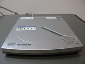 A DVD-ROM/CD-RW device made by Panasonic