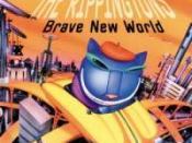 1995 Album Brave New World