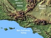 English: Greater Los Angeles Basin