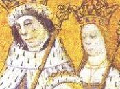 English: from en: en:w:Image:Edward5.JPG Edward V of England, one of the princes in the tower, with his parents Edward IV and Elizabeth Woodville