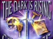 Susan Cooper's The Dark Is Rising - cover from the omnibus edition