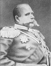 Paul Georg Karlovič von Rennenkampf, Russian general