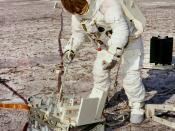 English: Jim Lovell during training for Apollo 13.