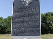 Thurber, Texas Historical Marker