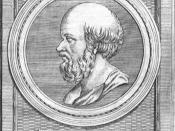 Eratosthenes of Cyrene (in the Garamantes places, now Libya