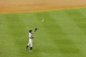 English: Ichiro Suzuki playing the Yankees at Yankee Stadium.