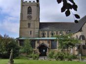 St Mary Magdalene Church, Hucknall. St Mary Magdalene Church, Hucknal, the final resting place of poet Lord Byron and Ada Lovelace.