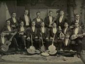 English: Banjo, Mandolin & Guitar Club