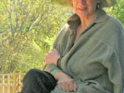 English: Author Margaret Atwood attends a reading at Eden Mills Writers' Festival, Ontario, Canada in September 2006.