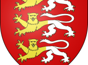 Arms of the Royal O'Brien Clan who rule the Kingdom of Munster and the Kingdom of Thomond.