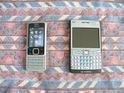 nokia 6300 e61i e61i-1 gsm mobile phones