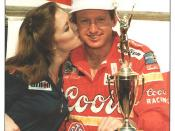 Bill Elliott Champion 1985