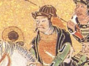Japanese feudal lord Sakuma Yasumasa
