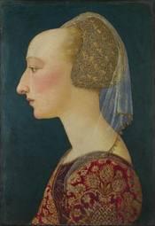 Florentine school 1460-70
