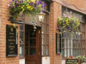 The Far From The Madding Crowd public house - geograph.org.uk - 496439