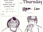 Rhino's Thursday Open Mic Music & Poetry