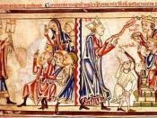 English: The Becket Leaves