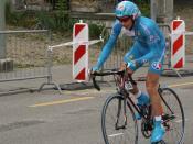 Vincent Jerome prologue du Tour de Romandie 2007